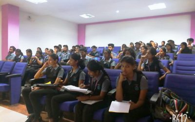 INFOSYS CSR TRANING AS A PRINCIPAL TRAINER